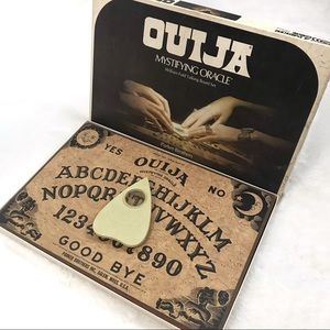 1972 • Parker Brother's OUIJA Mystifying Oracle